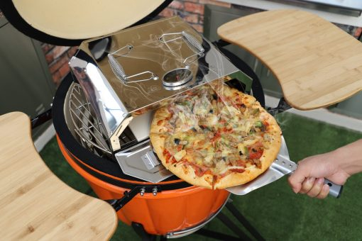 """Pizza Oven Portable 11"""""""