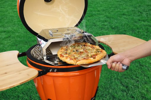 Pizza Oven Stainless Steel Portable 11""